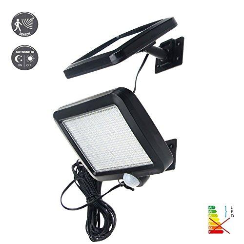 56 LED Ultrahelle Solar Leuchte