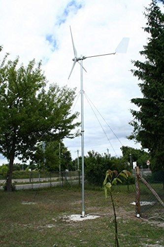 Windkraftanlage WKA 1000