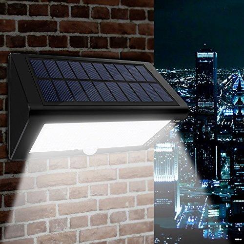 Solar Wandleuchte