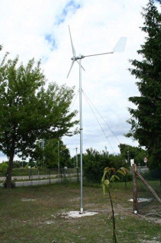 Windkraftanlage 1000 W