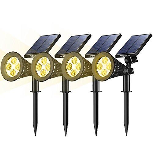 Solarbetriebene LED Solarleuchten