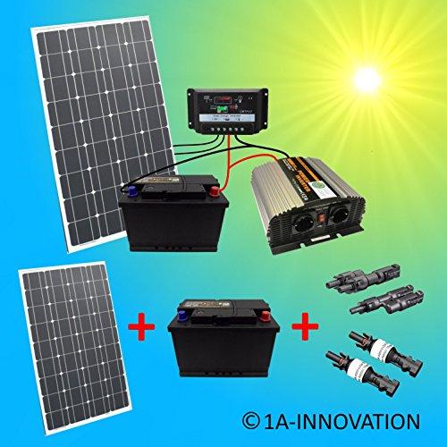 solaranlagen komplett solaranlagen und zubeh r. Black Bedroom Furniture Sets. Home Design Ideas